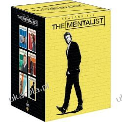 The Mentalist - Season 1-6 [DVD] [2014] Mentalista sezony 1,2,3,4,5,6 Filmy