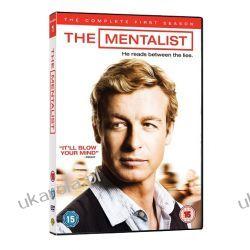 Mentalista The Mentalist Season 1 [DVD] [2010] Marynarka Wojenna