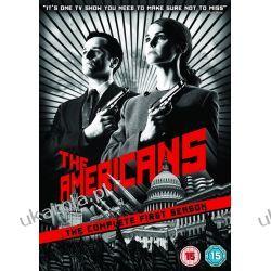The Americans - Season 1 [DVD] Filmy
