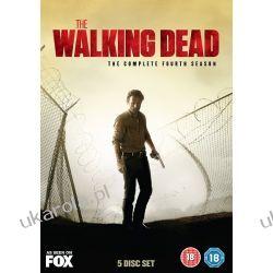 The Walking Dead - Season 4 [DVD] [2014] Filmy