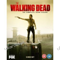 The Walking Dead - Season 3 [DVD] Filmy