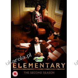 Elementary - Season 2 [DVD] Kalendarze ścienne