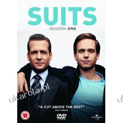 Suits - Season 1 [DVD] Filmy