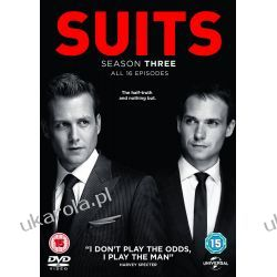 Suits - Season 3 [DVD] Filmy