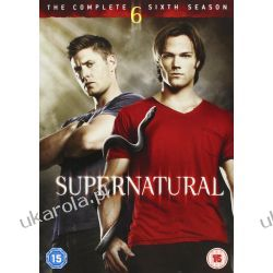 Supernatural - Season 6 Complete [DVD] [2011] Filmy