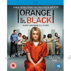 Orange Is The New Black [Blu-ray] Płyty Blu-ray