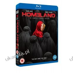 Homeland - Season 4 [Blu-ray] [2015] Płyty Blu-ray