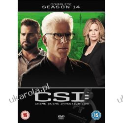 CSI - Crime Scene Investigation: Season 14 [DVD] Filmy