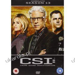 CSI: Vegas - Complete Season 13 [DVD] Filmy