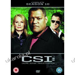 CSI: Las Vegas- Complete Season 10 [DVD] Filmy