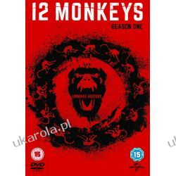 12 Monkeys - Season 1 [DVD] [2014] Filmy