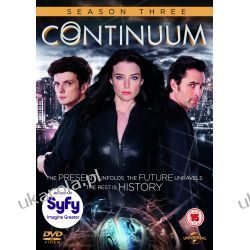 Continuum - Season 3 [DVD] [2015] Filmy