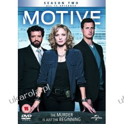 Motive - Season 2 [DVD] [2014] Filmy
