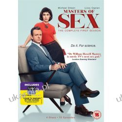Masters of Sex - Season 1 [DVD] Filmy
