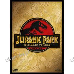 Jurassic Park Trilogy [DVD] [2015] Filmy