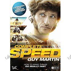 Guy Martin - Complete Speed! [DVD] Filmy