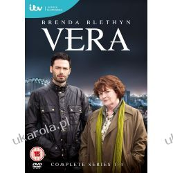 Vera - Series 1-4 [DVD] Filmy