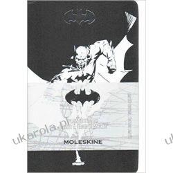 Moleskine Batman Notebook, Pocket, Plain, Black Kalendarze ścienne