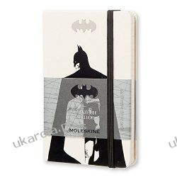 Moleskine Batman Limited Edition Hard Ruled Pocket Notebook  Kalendarze ścienne