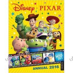 Disney Pixar Annual 2016 Bajki i wierszyki