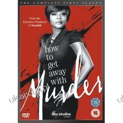 How To Get Away With Murder - Season 1 [DVD] Biografie, wspomnienia