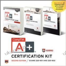 CompTIA A+ Complete Certification Kit Recommended Courseware: Exams 220-801 and 220-802 Pozostałe