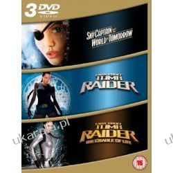 Angelina Jolie Collection [DVD] Filmy