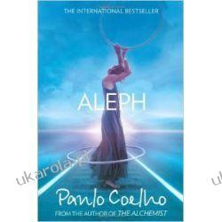 Aleph - Paulo Coelho Kalendarze książkowe