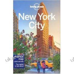 Lonely Planet New York City (Travel Guide) przewodnik Nowy Jork Mapy, przewodniki, książki podróżnicze