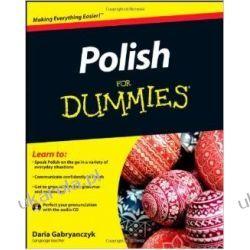 Polish For Dummies Książki do nauki języka obcego