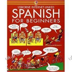 Spanish for Beginners (Usborne Language Guides) Książki do nauki języka obcego