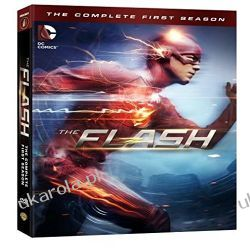 The Flash - Season 1 [DVD] Lotnictwo