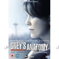 Grey's Anatomy - Season 11 [DVD] chirurdzy Filmy