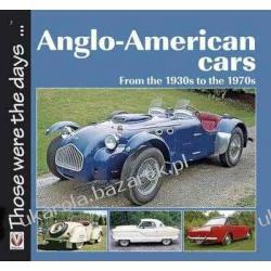 Anglo-American Cars: From the 1930s to the 1970s Norman Mort Pozostałe