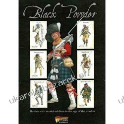 Black Powder: Battles with Model Soldiers in the Age of the Musket Rick Priestley; Jervis Johnson Pozostałe