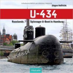 U-434: Russlands Spionage-U-Boot in Hamburg Kalendarze ścienne