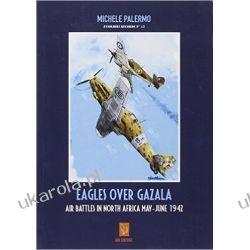Eagles Over Gazala: Air Battles in North Africa May - June 1942 Kalendarze ścienne
