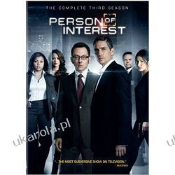 Person of Interest - Season 3 [DVD] Filmy