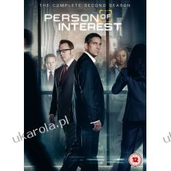 Person of Interest - Season 2 [DVD] Pozostałe