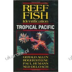 Reef Fish Identification Tropical Pacific Marynarka Wojenna