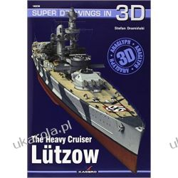 The Heavy Cruiser Lutzow (Super Drawings in 3d) Kalendarze ścienne