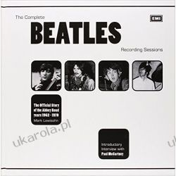 The Complete Beatles Recording Sessions: The Official Story of the Abbey Road years 1962-1970 Muzyka, taniec, śpiew
