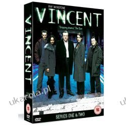 Vincent - Series 1-2 [DVD] Filmy