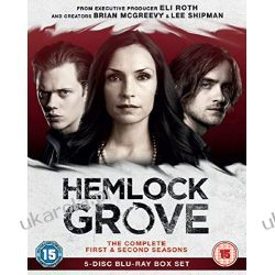 Hemlock Grove: The Complete First & Second Seasons [Blu-ray] sezon 1 i 2 Płyty Blu-ray