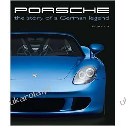 Porsche: The Story of a German Legend Peter Ruch Hardcover: 272 pages Publisher: White Star (13 Nov. 2014) Language: English ISBN-10: 8854408387 ISBN-13: 9788854408388 Lotnictwo