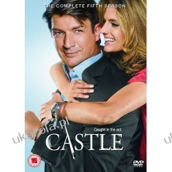 Castle - Season 5 [DVD] Filmy