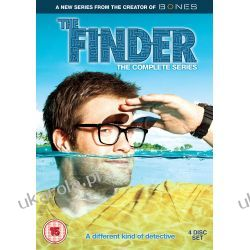 The Finder - The Complete Series (4 disc set) [DVD] Filmy