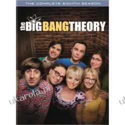 The Big Bang Theory - Season 8 [DVD] Kalendarze ścienne