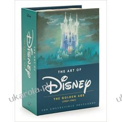 The Art of Disney: The Golden Age (1937-1961) (Postcards) Opracowania ogólne