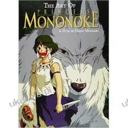 Princess Mononoke - The Art of (Art of Princess Mononoke) (Studio Ghibli Library)  Pozostałe